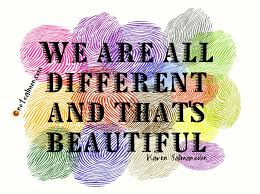 Different Is Beautiful Quotes Best of An Inspiring Quote About How We Are All Different Karen Salmansohn