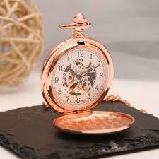 personalised skeleton mechanical pocket watch by giftsonline4u personalised skeleton mechanical pocket watch