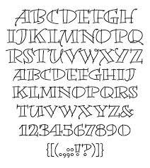 Creative+Hand+Lettering+Alphabets | creative hand lettering alphabets |  Artistic Writing Fonts