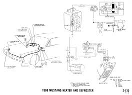 1968 mustang wiring diagrams evolving software heater and defroster