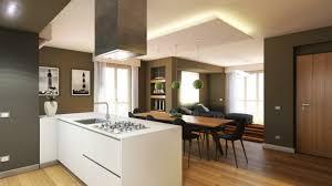 Kücheninsel Beleuchtung Led Indirekt Modern Kueche Essbereich