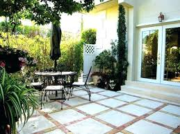 small townhouse patio ideas home design beauteous pictures