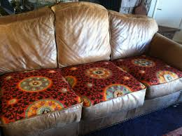 furniture can you recover a leather sofa with fabric how to reupholster a couch recover your sofa