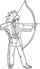 Small Picture Printable Coloring Pages Indians Dzrleathercom