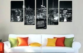 canvas wall decor ideas beautiful diy 3d beach