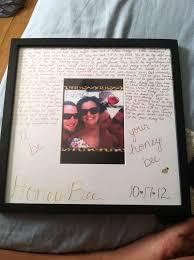 1 year anniversary gift idea boyfriend thingys 4th year anniversary gifts anniversary gifts for couples