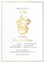 Electronic Birthday Invite 30th Birthday Invitations Customise Print Online With