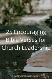 Encouraging Quotes For Pastors Extraordinary 48 Encouraging Bible Verses For Church Leadership Smart Church