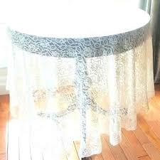 lace tablecloth for wedding round table cloth cloths vintage large white linens weddings