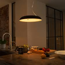 Philips Hue Amaze Hanglamp Zwart White Ambiance Incl Dim Switch