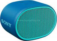 <b>Колонка порт</b>. <b>Sony SRS-XB01</b> синий 3W 2.0 BT 20м 600mAh ...