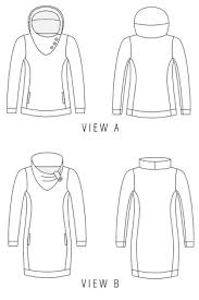 Sweater Sewing Pattern