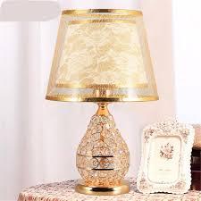 Kai Schlafzimmer Lampe Schöne Europäische Mode Luxus Hochzeit Bett