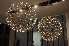 spectacular lighting. hereu0027s a closer look at these spectacular lighting fixtures with hundred of little lights h
