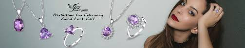JewelryPalace: Amethyst - Amazon.com