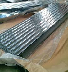 corrugated galvanized steel good quality wall plate metal roofing canada china
