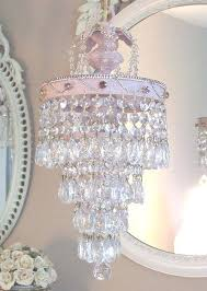 Baby Girl Room Chandelier Simple Decoration