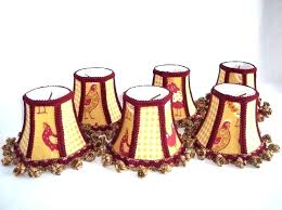 frightening set of 6 chandelier shades chandelier shades set of 6 cool lamp shades large size