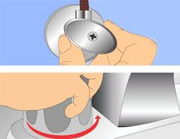 Replace Bathroom Faucet How To Replace A Bathroom Faucet Handle With Pictures Wikihow