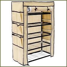 portable closet rack rolling closet duty clothes
