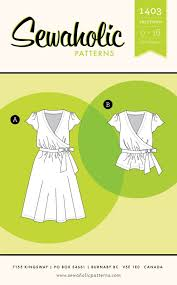 Indie Sewing Patterns Simple 48 NonMaternity NursingFriendly Indie Sewing Patterns DIY Maternity