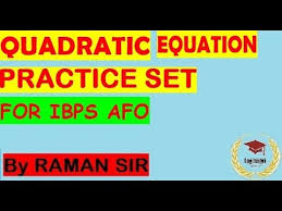 for ibps afo pre by raman sir