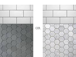grey bathroom floor tile. black and white hexagon bathroom tile floor. grey for shower, floor n