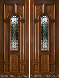 20 photos to double exterior and interior doors