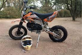big boy zooka 125cc pit bike motorcycles for sale in gauteng r 6