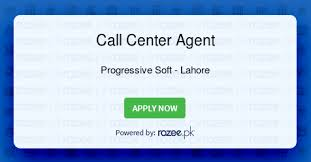Progressive Call Center Call Center Agent Job Lahore Progressive Soft Rozee Pk