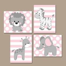 on baby girl nursery wall art with baby girl nursery wall art pink gray nursery decor elephant