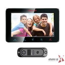 <b>TR</b>-<b>29M B</b>/<b>414Bl комплект</b> видеодомофона - Компания Альянс-СБ ...