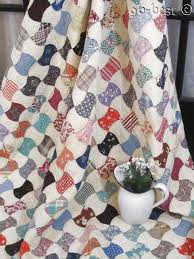 56 best Feedsack Quilts images on Pinterest | Bed linen, Applique ... & FUN Feedsack 1930s Apple Core Vintage Quilt ~ A charmer Adamdwight.com