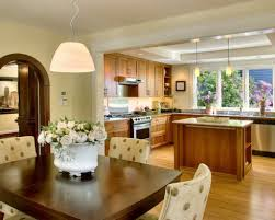 open kitchen dining room designs. Open Dining Room Fascinating Ideas Decor Kitchen To Pictures Remodel And Best Creative Designs G