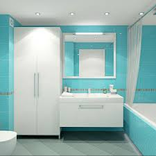 Light Blue Bathroom Ideas And Get Inspired To Decorete Your With Smart Decor 10  R