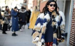no one likes being stuck in the freezing cold just ask anyone attending the new york fashion week fall winter 16 shows which are happening right now