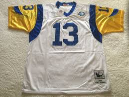 Warner Throwback Vintage Kurt Jersey Rams Stitched La Adult White Xl 13 52 afbccafedccae|How The New England Patriots' Offense Has Evolved