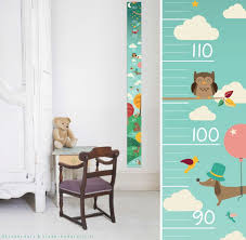 Free Printable Growth Chart For Kids Up To 140 Cm Designed