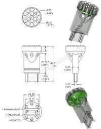 3157 bulb wiring diagram 3157 image wiring diagram 3157 led bulb dual function 25 led forward firing cluster on 3157 bulb wiring diagram