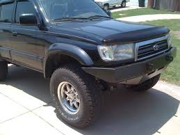 My 1997 Limited Home Built front bumper - Toyota 4Runner Forum ...