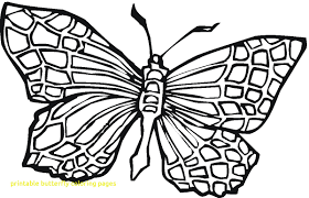 Butterfly Patterns Printable Best Decorating Ideas