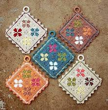 Free Crochet Potholder Patterns Magnificent Free Crochet Potholder Patterns Karla's Making It