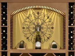 Wine cellar lighting Designer Wine Soffit Arch Display Lighting Vigilants Wine Cellar Wine Cellar Lighting Wine Display Lights Wine Cellar Led Lights