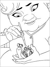 Small Picture Dreamworks Turbo coloring pages Free Printable Dreamworks Turbo