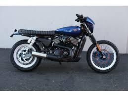 harley davidson street 500 750 brat kit street 750 custom parts