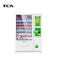 Cheapest Vending Machines Awesome China Tcn Cheapest Vending Machine For MagazineBookSlippersTooth