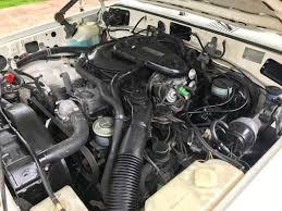 1985 Used Toyota FJ60 Land Cruiser Factory Original - 2F, PS, Disc ...