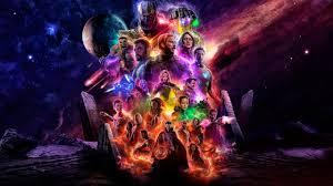 Captain Marvel Movie 2019 4k Art ...