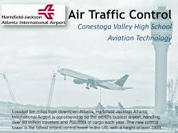 Air Traffic Control Conestoga Valley High School Aviation Technology
