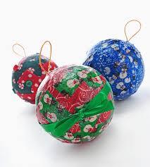 Handmade Beaded Christmas OrnamentsChristmas Ornament Craft Ideas